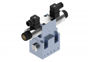 Directional control valves  directional control valves  subplate (CETOP), on-off  electrically controlled