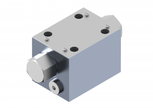 Directional control valves directional control valves subplate (CETOP), on-off reverse