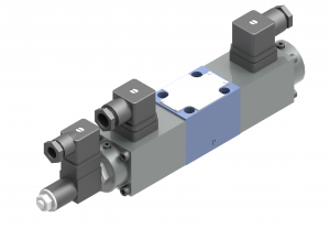 Directional control valves directional control valves subplate (CETOP) proportional proportionally controlled