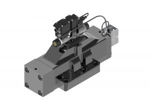 Directional control valves  directional control valves  subplate (CETOP) proportional  pilot operated with integrated electronics and spool position sensor