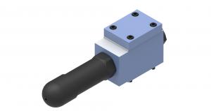 Zawory sterujące ciśnieniem dołączające płytowe sterowane bezpośrednio