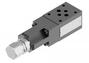 Zawory sterujące ciśnieniem  dołączające  warstwowe  sterowane bezpośrednio