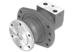 Pompy i silniki  silniki hydrauliczne  gerotorowe  silnik gerotorowy ciężki   VMF