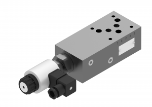 Flow control valves flow control valves sandwich, proportional 3-way electrically controlled  WDUC