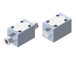Directional control valves  directional control valves  subplate (CETOP), on-off  hydraulically controlled