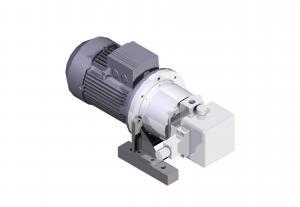 Systemy hydrauliczne Układy hydrauliczne zespoły pompowe z pompami łopatkowymi