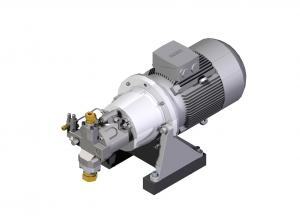 Hydraulic systems  hydraulic systems  pumps assemblies  with a piston pumps   ZPPT